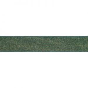 Elastiek met goudmetallic glans – 40 mm – turquoise
