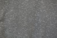 Gebreide stof met zilverdraad