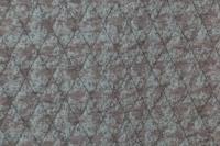 Gewatteerde sweaterstof grijs-groen