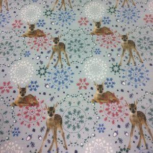 Jogging met Bambi print