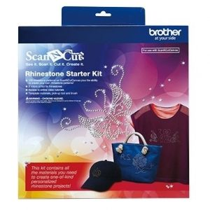 ScanNCut Rhinestone – Start kit