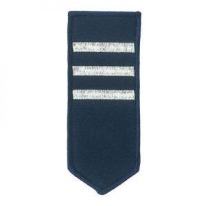 Uniform embleem – blauw