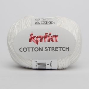 Katia – Cotton Stretch (Katoen-Polyester)