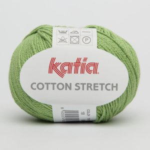 Katia – Cotton Stretch (Katoen-Polyester)