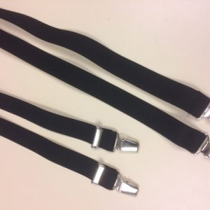 Herenbretels 4-clip 25 mm 120 cm