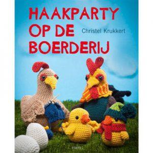 Haakparty op de boerderij – Christel Krukkert