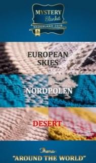 Mystery blanket 2018 – breien of haken