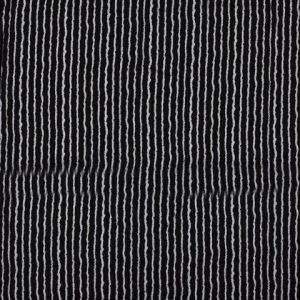 Borken crepe Yoryu print streep