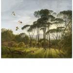 Moos Tropical Trees / panel