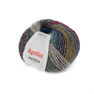 Katia – Azteca (Wol-Acryl)