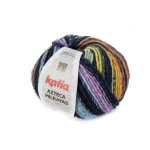 Katia Azteca Milrayas kleur 715