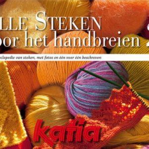 KAtia Alle steken voor het handbreien deel 2
