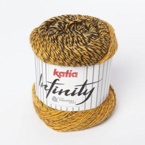 Katia Infinity brei- en haakgaren van 100% Merinowol in de kleur 106