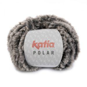 Katia Polar zacht breigaren met bonteffect kleur 85